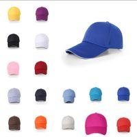 Twill sandwich hats custom logo advertising cap volunteer printed travel hat baseball caps ZWL501