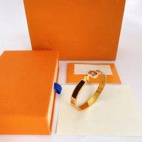 Мужские женские браслеты любят браслет для мужчин женские браслеты моды бренд браслеты вечеринка ювелирные изделия дня рождения годовщины подарок 202104190V