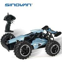 Sinovan RC Car 2WD Control remoto Toys Drift Racing 2.4G Off Road Regalos para niños Vehículo Electrónico Hobby