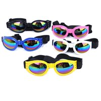Foldable Pet Glasses Dog Sunglasses Teddy Protective Eyewear