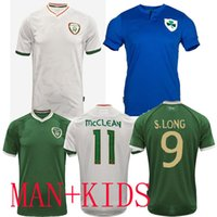 2021 Irlande 100ème Centenary Soccer Jerseys Spcial 21 22 Duffy McClean Doherty Hendrick Football Shirt Uniformes Hommes Ensembles pour enfants Jersey Shirts