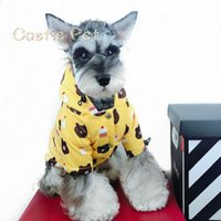 Dog Apparel Thicken Winter Coat,Warm Cotton-padded Clothes, Puppy Outfit Jacket Down Parkas,For Teddy Schnauzer Chihuahua