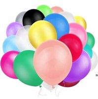 سميكة اللاتكس بالون الكامل القمر housewarming التخرج الزفاف عيد الميلاد حزب البالونات لوازم DHC7360
