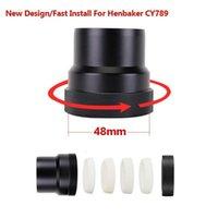 Adaptador de soporte de manga de instalación rápida 40-48mm para Henbaker CY789 Night Vision Scope Instalación rápida Alcance Monte Night Vision Wit