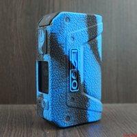 Aegis Legend 2 Silikonväska Gummi Färgglada Ärmskydd Skydd Skinn för Geekvepe 200W L200 Kit Geek Vape Box