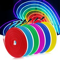 Neon LED Strip Light 12V For Lighting Characters and Patterns IP67 Waterproof Outdoor Use Decoration Flexible Neon LED Tape