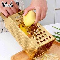 Мультифункциональная терка овощных фруктов инструмента для картофеля Masher Ricer овощной мандолин для резак для резака для резака морковь 210406