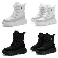 2020 دافئ لينة لينة الشتاء مصمم الدانتيل type5 الثلاثي أبيض أسود رجل أحمر صبي الرجال أحذية رجالي حذاء التمهيد المدربين أحذية المشي في الهواء الطلق