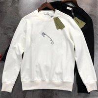 Men Clothing Mens Hoodies Sweatshirts Men Women Designer Hoodie High Street Print Pullover Winter Sweatshirt 18