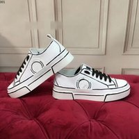 """DG""""L DOLC""""GABBANA""""L 2021 Top Quality Designer Mens Casual Shoes Fashion Genuine Leather Sneakers Luxury Trainers EM6421-015r048"""