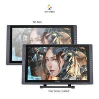 XP-Pen Anti-Glare 스크린 보호 필름 아티스트 22pro (2ND) 22EPRO 22R 프로 그래픽 드로잉 태블릿 펜 디스플레이
