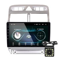 2din Android 8.1 Car DVD Multimedia Player For 307 307CC 307SW 2004-2013 Radio GPS Navigation WiFi Bluetooth