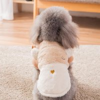 Dog Apparel Hipidog Cute Puppy Clothes Christmas Sweaters For Small Dogs Cats Drop