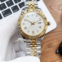 Luxury Mens Watches Wristwatches Top Quality Mechanical Watch For Men Designer Watches Couple Watch Stainless Steel Strap Coated Mirror