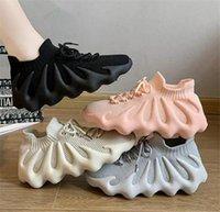 2021 450 Chmura Białe Buty Run Dark Slate Men Women Black Designer Sneakers Knit Come Static Trainer Sneaker