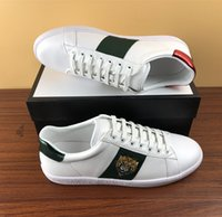 Италия Ace Красивая повседневная обувь для мужчин Женская мода бренд дизайнер кроссовки высококачественные кожаные спортивные летние бросилки Китай фабрика онлайн продажа плюс размер 47