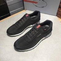 2021 Nouveau Camouflage de Nylon Véritable Camouflage Casual Shoes Casual pour hommes Unisexe Sneakers en cuir véritable pour hommes Designer Chaussures Taille 38-45