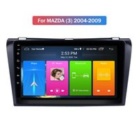 Touch Screen Android 9 1+16G Car DVD Player For MAZDA (3) 2004-2009 Auto Radio GPS Navigator