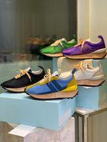 Lanvin 2021 Весна / Летние Ретро Бегущие Обувь Интеграция современного дизайна Свежие слова Большой Одиночный цвет Сращивание для создания старого стиля Шулас