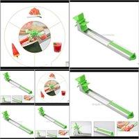 Vegetable Kitchen, Dining Bar & Gardenstainless Steel Watermelon Slicer Cutter Knife Corer Fruit Vegeta Ble Tools Kitchen Gadgets Home Supply