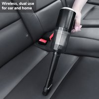 120W 자동차 미니 진공 청소기 작은 핸드 헬드 진공 USB 충전식 쉽게 바탕 화면 키보드 서랍 자동차 인테리어 먼지