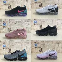 2018 Multi-Color vapormax max air 2.0 plus 2019 vapor Mens max Womens Knit Vapors 2.0 Black moc Running Shoes Triple Black White Run 3.0 Sneakers Zapatos Trainers