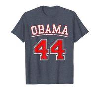 44e président Barack Obama 44 T-shirt