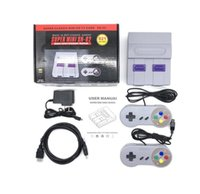 1080p HDMI Out TV Video Super Mini SN-02 821 Game Console Handheld Consoles Childhood For HD NES SFC Retro Games Christmas Xmas Gift TF Card