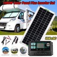 家のボートのための充電コントローラの太陽電池パネルキットホームボート60a 100A携帯用発電機車のための充電コントローラの太陽電池パネルキット