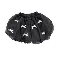 Filles jupes jupes enfants vêtements vêtements d'été dentelle bûche pettiskirt princesse ballet tutu jupe short b5924