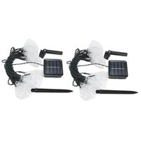 Night Lights Halloween Solar LED Skeleton Hand For Outdoor And Indoor Party Decorations