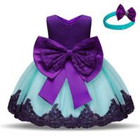 LZH - Neugeborenes Baby Prinzessin Kleid, Erster Geburtstag, Ostern Karneval Kleid, Baby Party Kleid