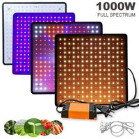 1000w Full Spectrum Growing Lamp With 225pcs Led Grow Light Panels For Hydroponic Vegetables Flower Plant Lamps