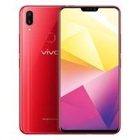 "Original vivo x21i 4G LTE Mobiltelefon 6 GB RAM 64GB 128 GB ROM Helio P60 Octa Core Android 6.28 ""Am gelöster Vollbildschirm 24.0mp AI Face ID Fingerprint Smart Handy"