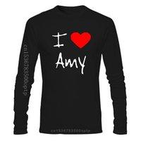 T-shirt Love Heart Amy