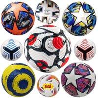 유럽 축구 공 챔피언스 리그 20 22 UEFAS 유로 KYIV PU 크기 5 2021 시리즈 성인 경기 기차 특별 축구 과립 미끄럼 방지 우수한 품질의 공