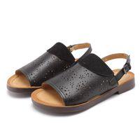 Sandali 820-6 Summer Genuine Shoes Shoes Shoes Donne Letterarie e artistiche Retro-Gusen Solbiled Solex Soluded Donna Casual Donne