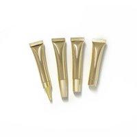 Pakoopie Augencreme Tube Squeeze Lip Gloss Flasche 15g 20g Helle Goldene Aluminiumkunststoff 15ml 20ml Salbe Verpackung Kosmetische Paket Schöne Röhrchen Anpassbar