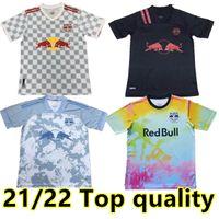 MLS 2021 2022 New York Red Soccer Jerseys Inicio Bulls Long Duncan Casseres Jr. Clark Royer Camiseta de Fútbol Insua Camisetas de fútbol