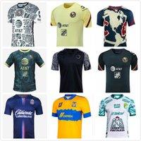 21-22 Club América Fora Futebol Jerseys 2021 Giovani Henry Home Unam Terceiro Uan Castillo F.Vinas Camisas de Futebol Camisas de futebol