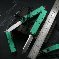 MT UTX-85 Otomatik Bıçak Çift Eylem Açık EDC Bıçaklar Benchmade Infidel Cebi UT Survival Knifes C07 A07