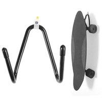 Skateboarding Skate Mount Mount Gancho Display Flexível Garagem Garagem Estrágio Suporta Suporte