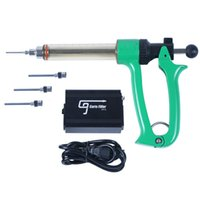 G9 Grease Gun Filler Machine 510 Filling Oil Glass Syringe Vape Cartridge Fuel injector Tank Injection Device 0.5ml 1ml Atomizer with Enail