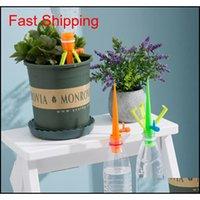 Andere Lieferungen Patio, Rasen Gartenadjustable Flow Cans Control VAE MATIC Feeder Water Dropper Home Garten Blume Pflanze Bewässerungsgeräte