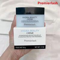 PremierLash Marca Hydra Beauty Creme 50g Famoso Rosto Cuidado Skincare Camellia Creme Loção Top Quality Nutrish Hidratante Profundo Reparação de 50ml Rápido