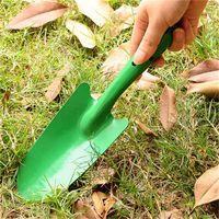 Mini Bahçe Kürek Renkli Metal Küçük Kürek Bahçe Maça Donanım Araçları Kazma Bahçe Araçları Çocuklar Spade Aracı 1881 V2