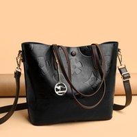 Women tote bag crossbody shoulder designer luxury handbags pu leather fashion girl shopping purse high quality 5 color HBP PS091401 large pr
