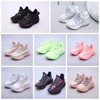 2021 숨을들이는 v2 소년 소녀 청소년 아이 아이들 스포츠 아이 운동화 신발을 실행하는 아이들
