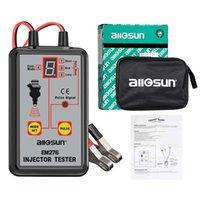 Code-Reader Scan-Tools All-Sun Professional EM276-Injektor-Tester 4 PLUSE-Modi Leistungsstarkes Kraftstoffsystem