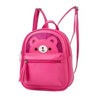 Heopono prêt à expédier Mode PU Cuir Teen Girls School Sac à dos Sac à dos Joli animal conçu pour femme sacs